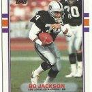 1989    Topps    #269   Bo Jackson