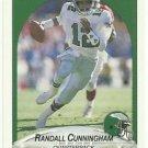 1990   Fleer  # 82   Randall Cunningham