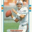 1989  Topps      # 293   Dan Marino   HOF'er