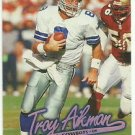 1997  Fleer Ultra # 138  Troy Aikman   HOF'er