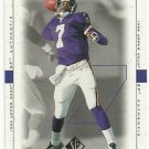 1999   SP  Authentic   # 46  Randall Cunningham