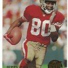 1994    Fleer Ultra   # 280   Jerry Rice  HOF'er