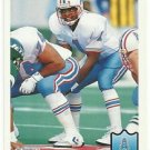 1992   Fleer  # 153  Warren Moon    HOF'er!
