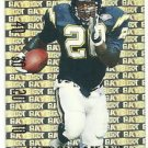 1995   Skybox   Paydirt Insert   # 15   Natrone Means