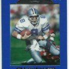1999  Playoff Absolute SSD  Blue  #  65   Troy Aikman   HOF'er