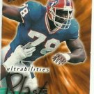1995  Fleer Ultra  Ultrabilities  Insert # 23   Bruce Smith