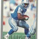 1993   Fleer   # 213   Barry Sanders