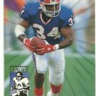 1994    Fleer   League Leader Insert    # 9    Thurman Thomas