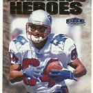 1999  Fleer Tradition Unsung Heroes Insert  # 17  Shawn Jefferson
