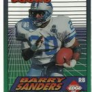 1994  Collectors Edge  Boss Squad  # 16  Barry Sanders  HOF'er