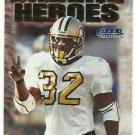 1999  Fleer Tradition Unsung Heroes Insert  # 18  Aaron Craver