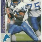 1999   Collectors Edge  # 57  Barry Sanders    HOF'er