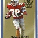 1993   Fleer    Prospects Insert    # 12   Robert Smith   RC!