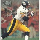 2000  Fleer Metal   # 135  Jerome Bettis   HOF'er