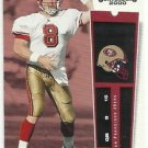 2000   Playoff Contenders   # 76   Steve Young