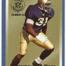 1993   Fleer    Prospects Insert    # 19   Demetrius DuBose   RC!