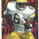 1995   Fleer    Prospects  Insert      # 19    Tyrone Wheatley    RC!