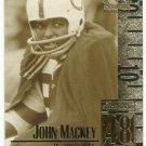 1999   UD Century Legends   # 48  John Mackey