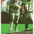 1992   Fleer  Ultra    # 83     Michael Irvin   HOF'er