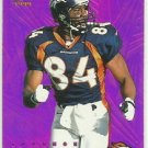 1999  Prism   # 47   Shannon Sharp     88 of 320