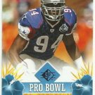 2008   SP Authentic  Pro Bowl Performers Insert  # PBP14  DeMarcus Ware