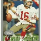 1993   Fleer     # 475   Joe Montana   HOF'er
