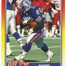 1990     Score  All Pro   # 580    Barry Sanders