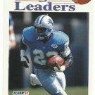 1992   Fleer   League Leaders   # 457   Barry Sanders