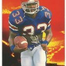 1994   Fleer    Prospects  Insert     # 20    Errict Rhett  RC!
