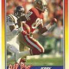 1990   Score   All Pro   # 590  Jerry Rice