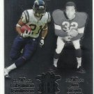 2007  Topps Chrome   Running Back Royalty  Insert  #TB  Tomlinson / Brown