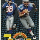 1998   Stadium Club  Double Threat  Insert   # DT9  Terry Glen / Tony Simmons