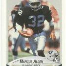 1990   Fleer  # 249   Marcus Allen   HOF'er