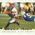 1995   Topps  # 121   Marcus Allen   HOF'er