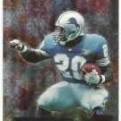 1995    Fleer Metal    #  66    Barry Sanders   HOF'er