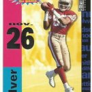 1995   U D Collectors Choice  Crash the Game  #C22  Jerry Rice  HOF'er