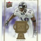 2006  Fleer Ultra  Award Winners Insert # UAA-ER  Ed Reed