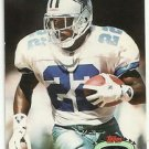 1992 Topps  Stadium Club   # 190   Emmitt Smith   HOF'er