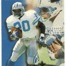 1995    Fleer Ultra    # 489    Barry Sanders   HOF'er
