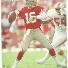 1991   Fleer   Ultra     # 251   Joe Montana