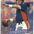 1997   Fleer Ultra   # 334  John Elway   HOF'er
