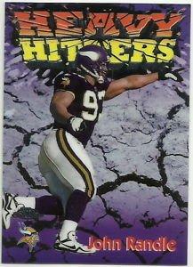 1998  Topps Chrome  Heavy Hitters   #  29  John Randle