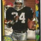 1991    Wild Card   #108   Bo Jackson
