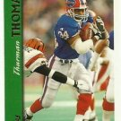 1997   Topps  # 90   Thurman Thomas