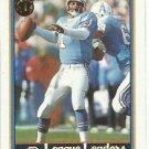 1991   Bowman  League Leaders  # 277   Warren Moon    HOF'er!