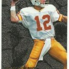 1996   Fleer  Break Throughs  Insert   # 7  Trent Dilfer