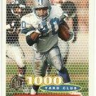 1996  Topps  40TH Anniversary  1000 YD. Club  # 122  Barry Sanders  HOF'er