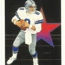 1991   Upper Deck    # 82   Troy Aikman  /  Cowboys Checklist
