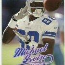 1999   Fleer Ultra  # 54   Michael Irvin   HOF'er