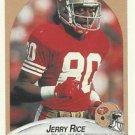 1990    Fleer   # 13   Jerry Rice